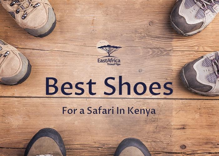 32eaaeae Best Shoes for Kenya Safari & 6 Factors to Help You Choose